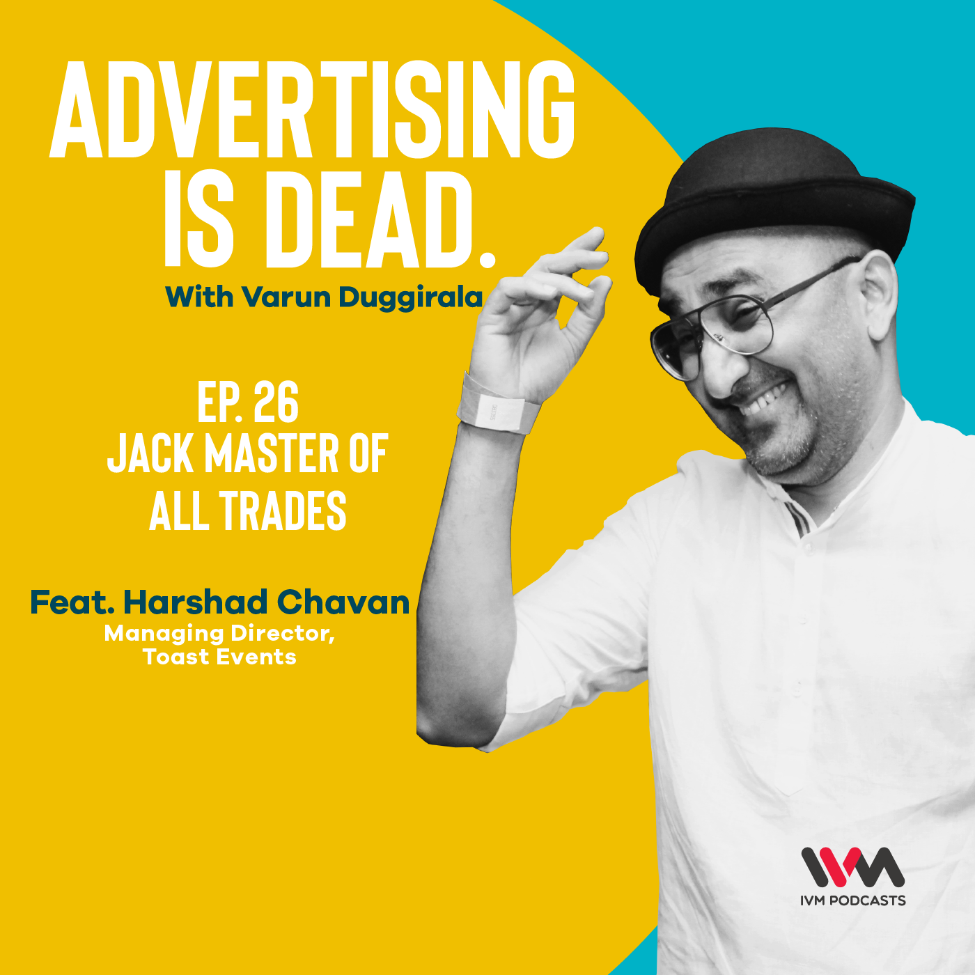 Ep. 26: Jack Master of all Trades
