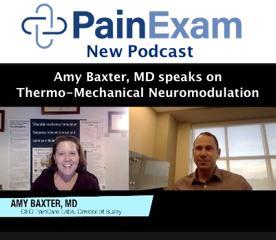 Buzzy Pain Management Podcast