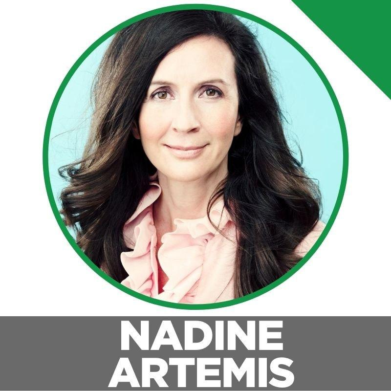 Is Charcoal Toothpaste OK, 8 Crucial Mouth Beauty & Oral Health Tips, Peptides For Oral Care, The Invisible Dental Flow In Your Mouth & Much More With Nadine Artemis.