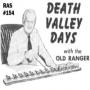 Artwork for RAS #154 - Death Valley Days