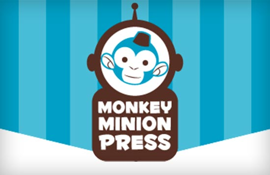 Monkey Minion Press founders Dane Ault & Ashlie Hammond
