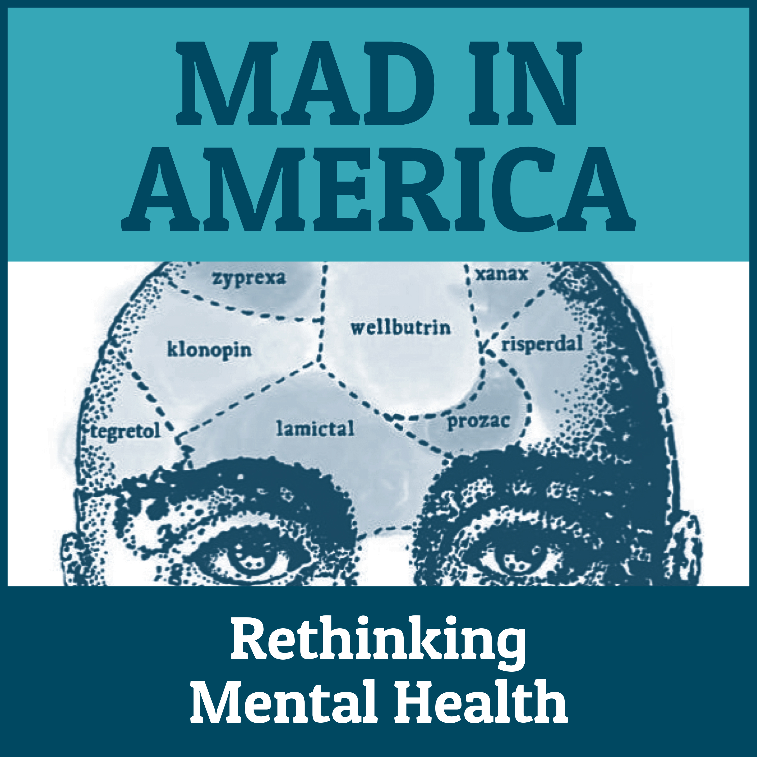 Mad in America: Rethinking Mental Health - Patricia Rush - Getting to the Root Causes of Suffering