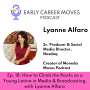 Artwork for What It's Like to Run Social Media for NASDAQ , with Lyanne Alfaro