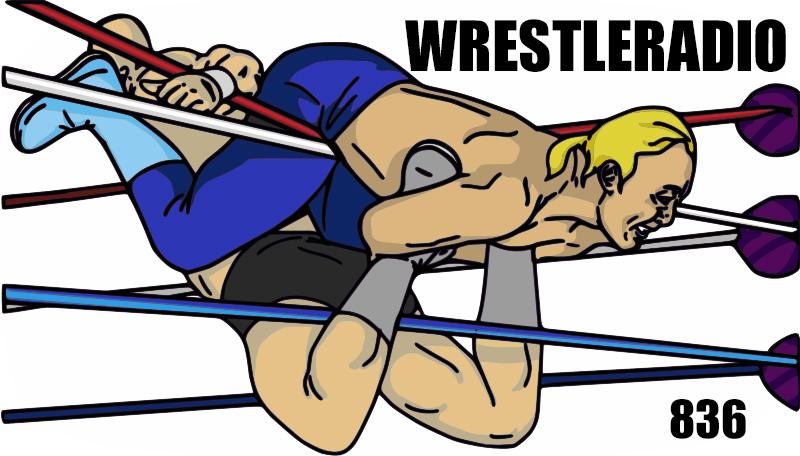 WrestleRadio #836