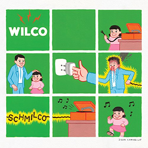9-18-16 -- Wilco, Russian Circles, and the Wedding Present
