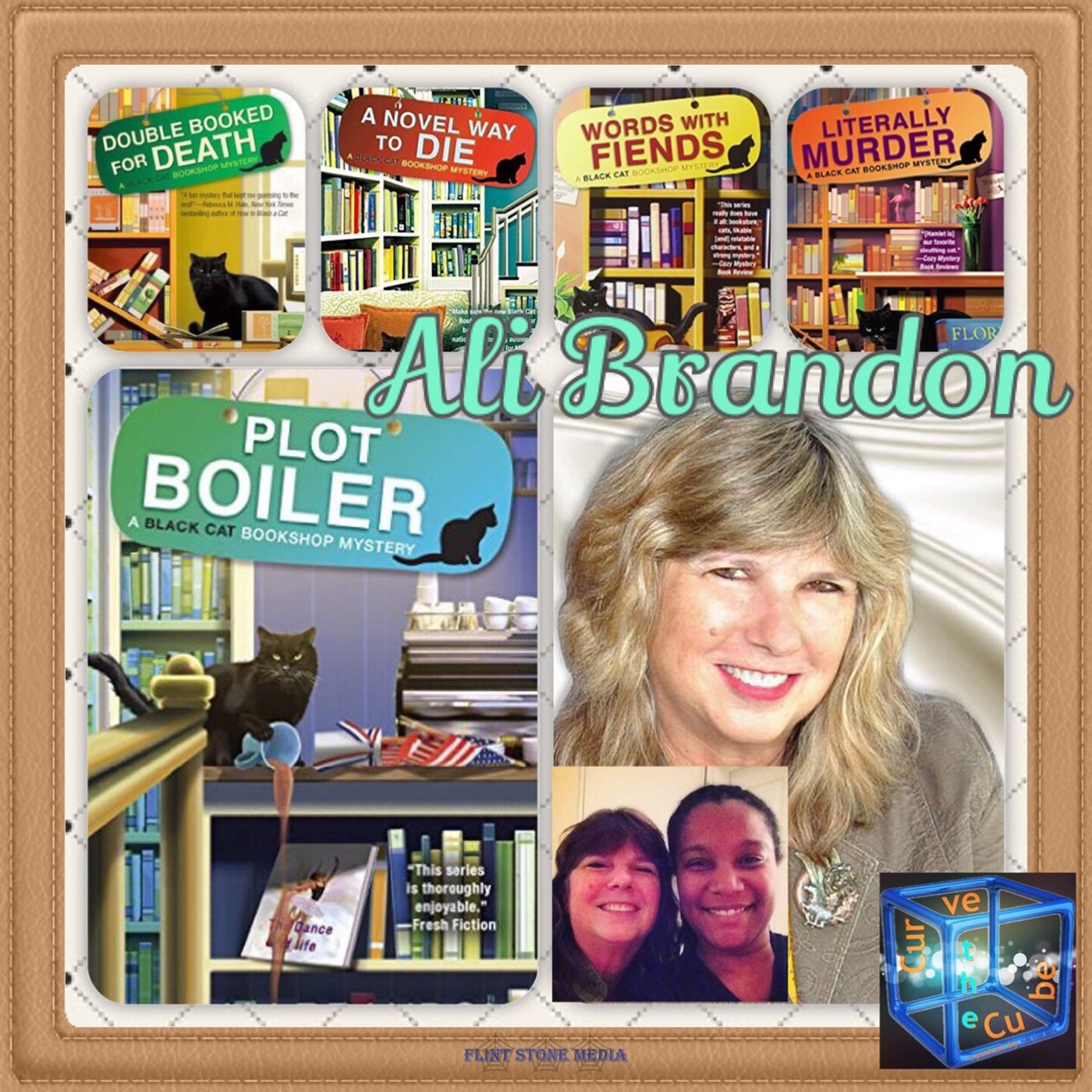 #48 – BEST-SELLING AUTHOR – Ali Brandon - 2015-10-20