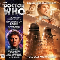 TDP 442: Big Finish Main Range 193 - Masters of Earth