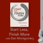 Artwork for MHA2019: Start Less, Finish More with Dan Montgomery