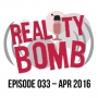Artwork for Reality Bomb Episode 033