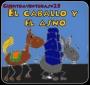 Artwork for #25 El caballo y el asno (Esopo)