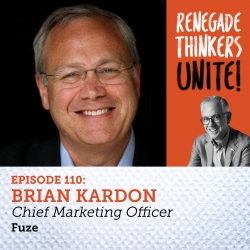 #2 Podcast for CMOs & B2B Marketers: 110: Here's How to Make Your Marketing Metrics Work For You!