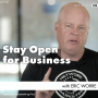 Artwork for Stay Open for Business