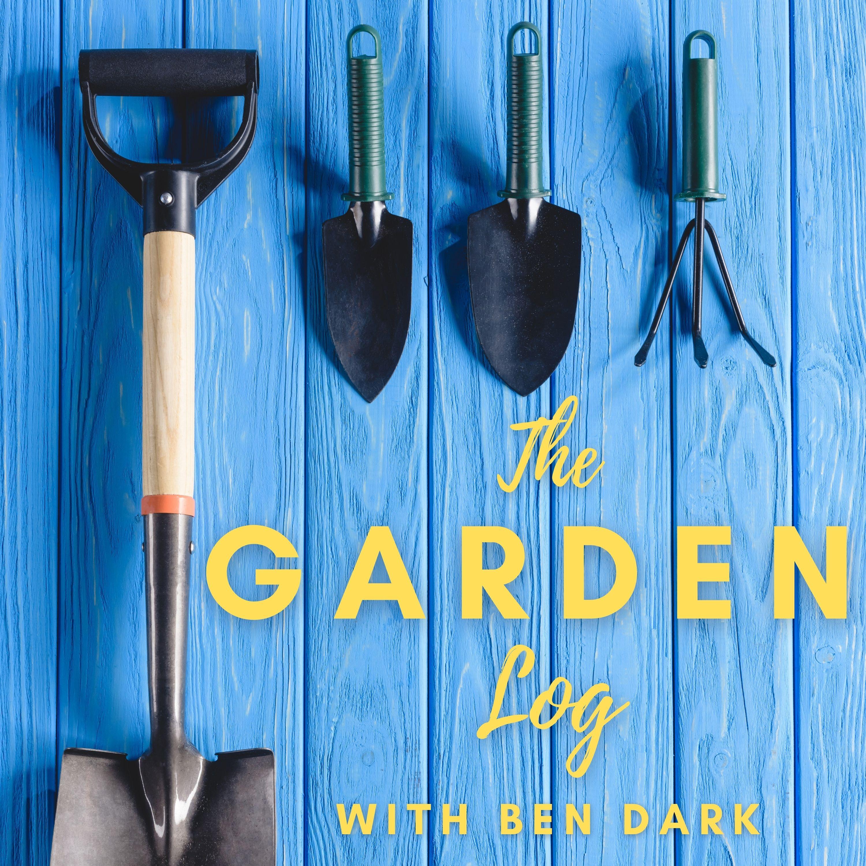 The Garden Log show art