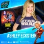 Artwork for Galaxy chats with Ashley Eckstein from Star Wars