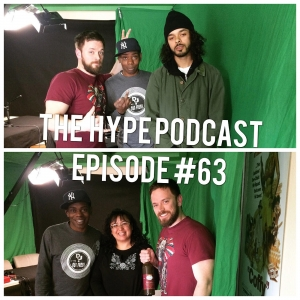 The Hype Podcast Episode 63 ft Mat Randol plus Tony Styles Owner and inventor Arubah Juice