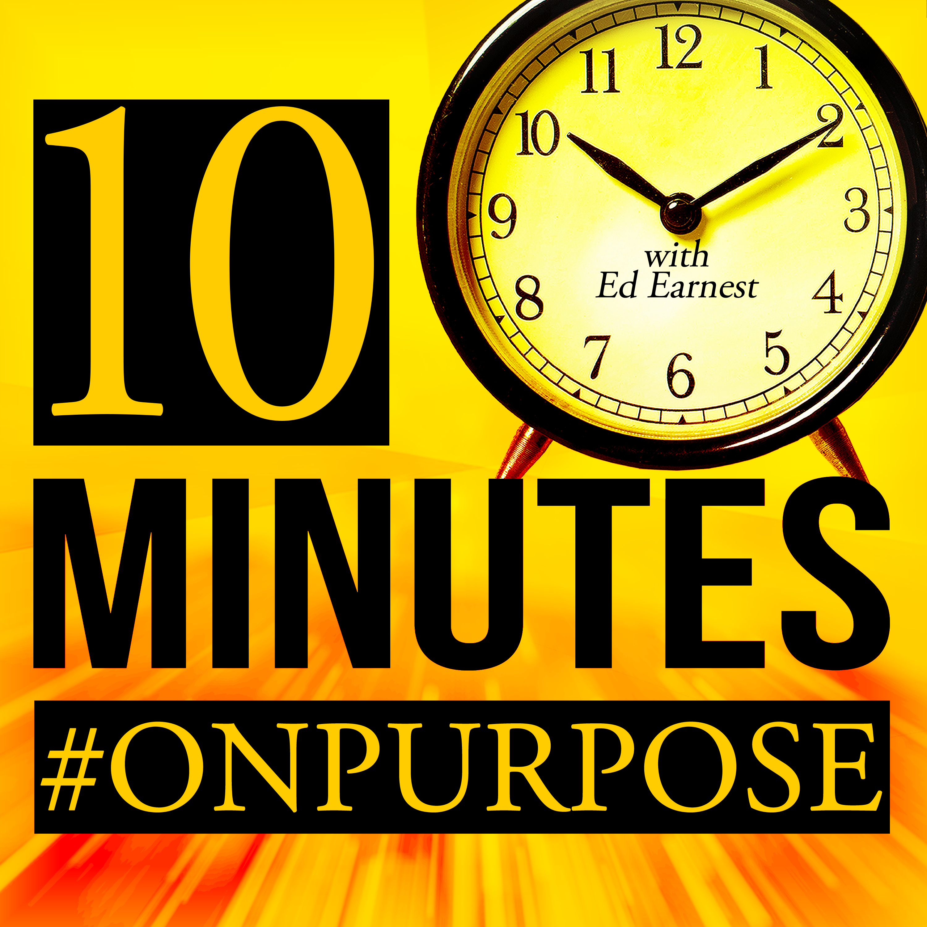 """Artwork for What does """"#onpurpose"""" even mean?"""