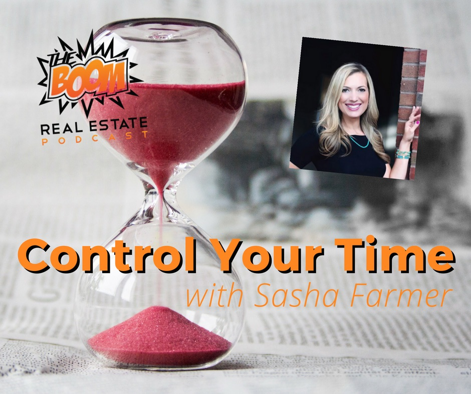 Artwork for Episode 091 - Control Your Time (with Sasha Farmer)