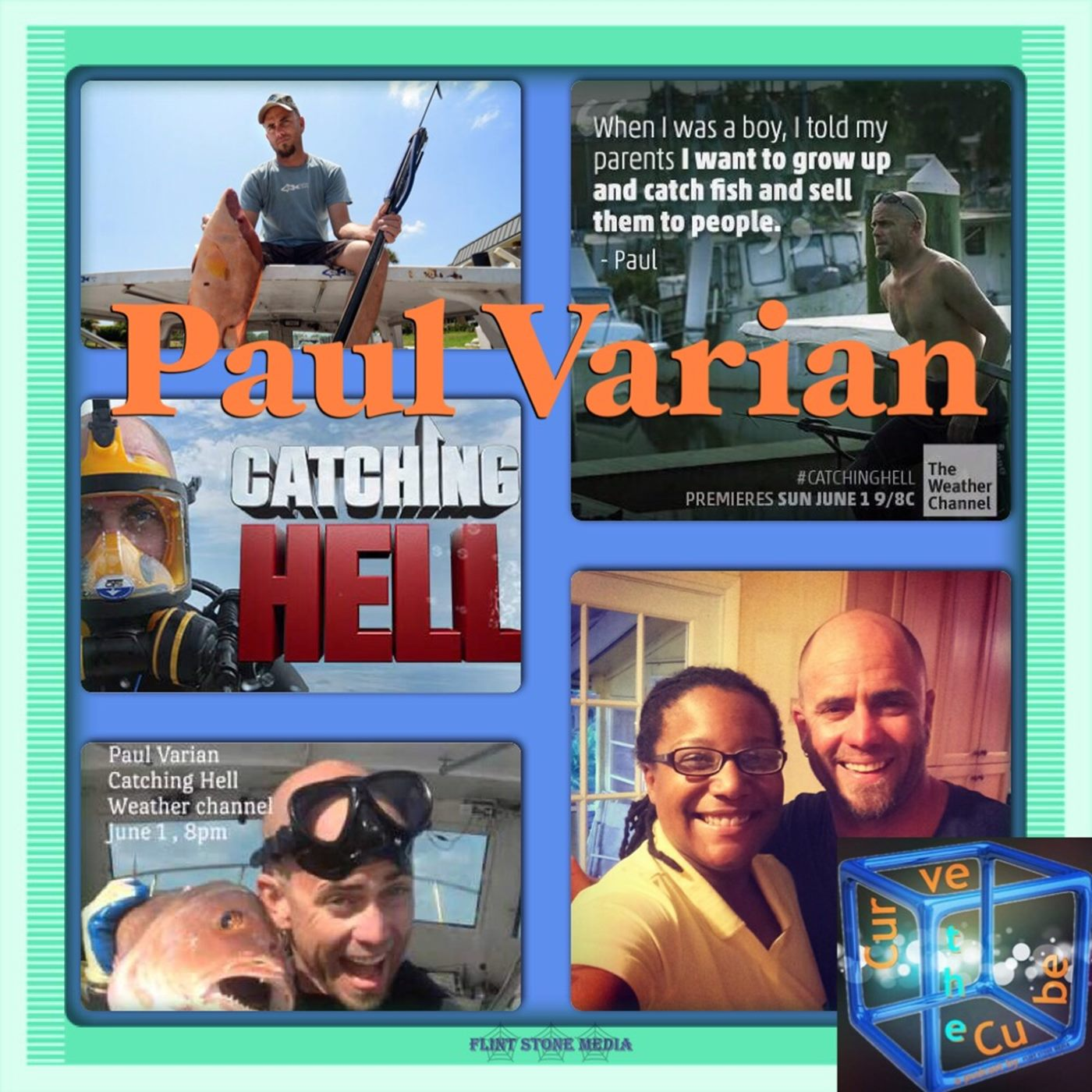 #26 – FISHERMAN – Paul Varian - 2015-04-24