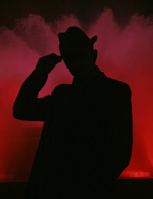 Der Shwarze Mann - Belief Hole Podcast