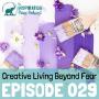 Artwork for 029: Creative Living Beyond Fear with Robin Joy Meyers