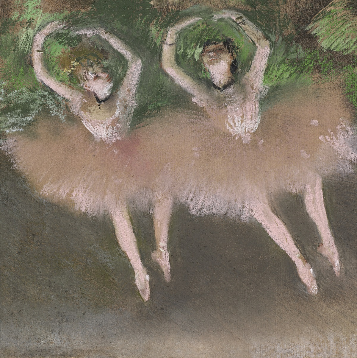 On Degas, Daubigny