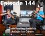 Artwork for Episode 144 - Taste testing Javaria's Artisan Ice Cream