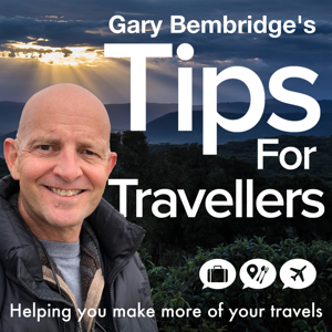 Artwork for 185: Cruiseable - Tips For Travellers Podcast 185
