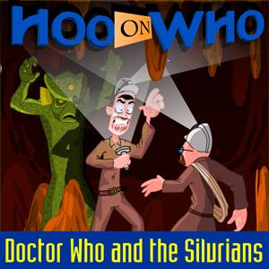 Episode 60 - Doctor Who and the Silurians