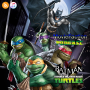 Artwork for MovieFaction Podcast - Batman vs. the TMNT