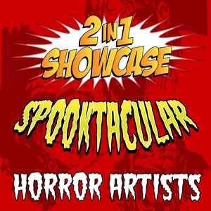 Episode 141: Our Favorite Horror Artists