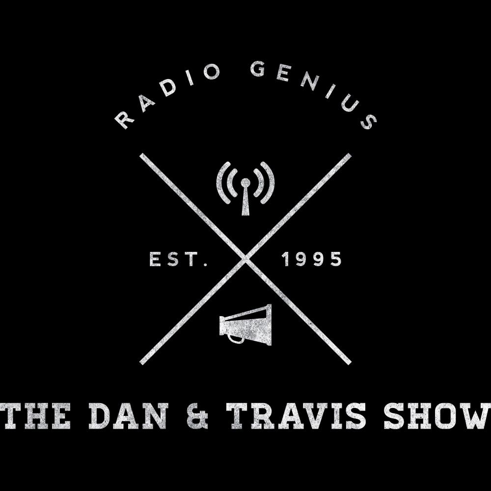 The Dan and Travis Show logo