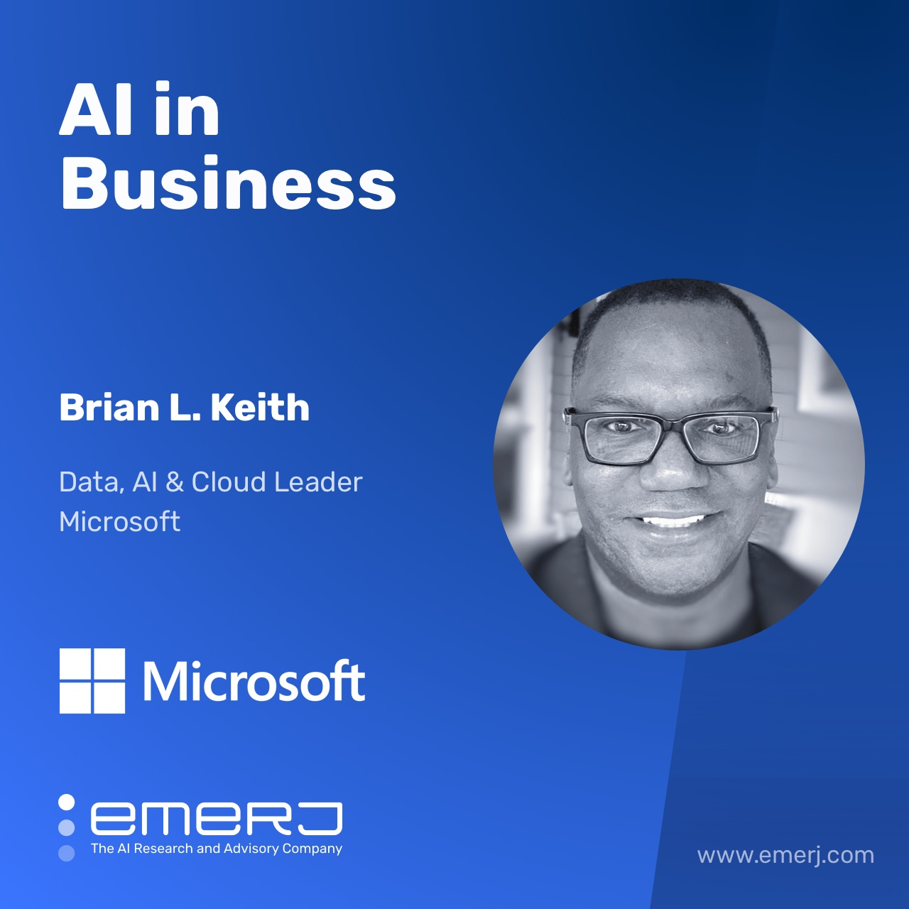 Avoiding Technical Debt and Adopting AI the Right Way - with Brian L. Keith of Microsoft