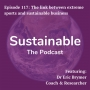 Artwork for #117 The link between extreme sports and sustainable business with Dr Eric Brymer, Coach & Researcher