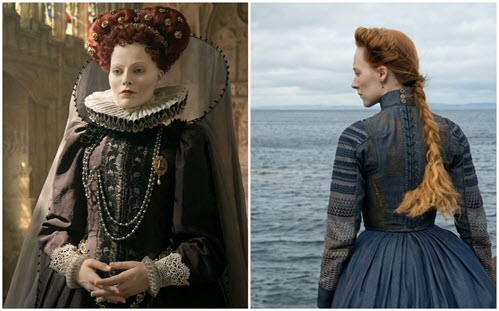 Mary Queen of Scots, Focus Features