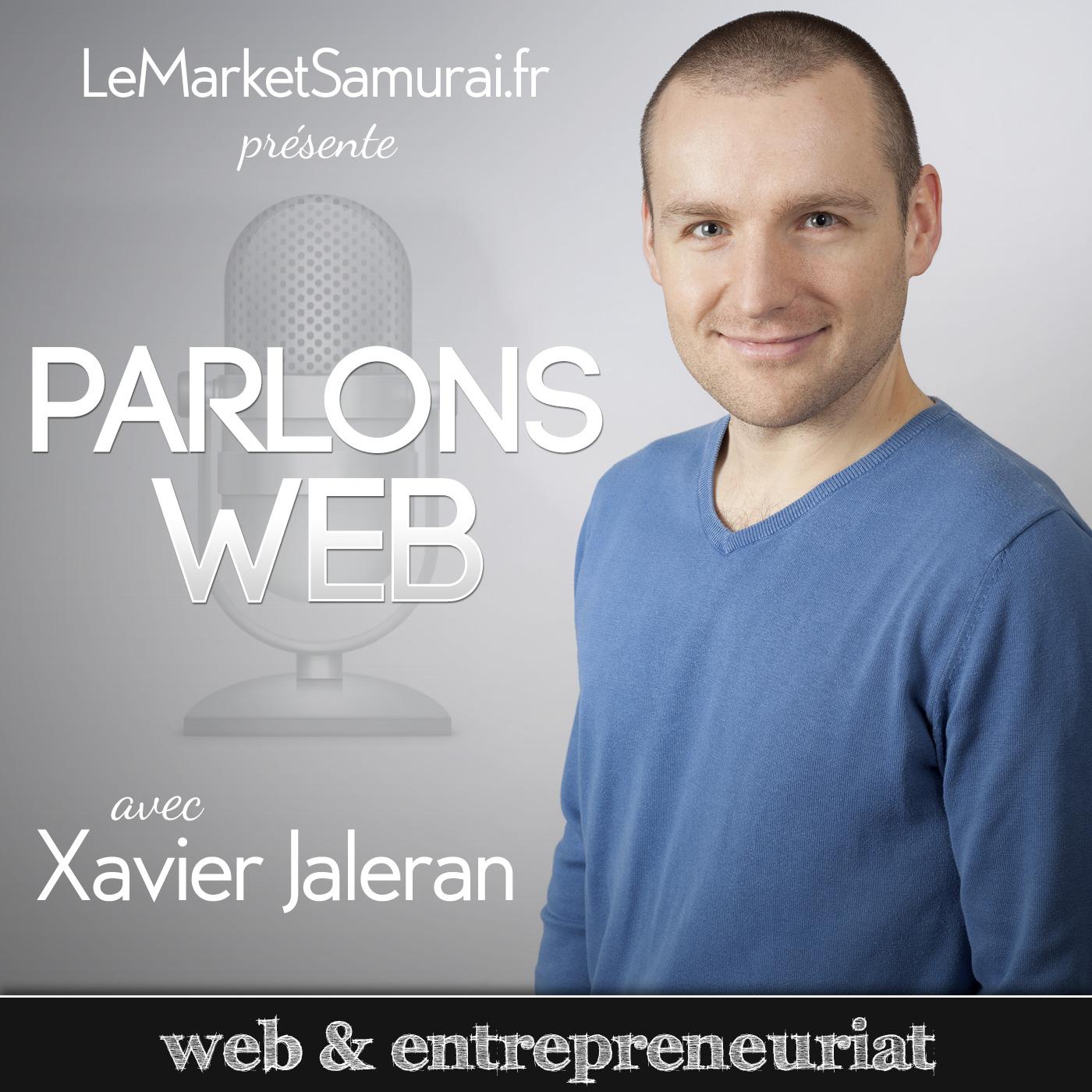 Artwork for 031 : Parcours d'entrepreneur et le pouvoir des réseaux sociaux avec Harold Paris