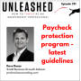Artwork for 251. Dave Haase provides update on latest Paycheck Protection Program guidelines