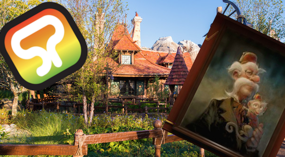tspp #273- TEA 2014: DISNEY! Mystic Manor, Enchanted Tales with Belle & More! 7/1/14