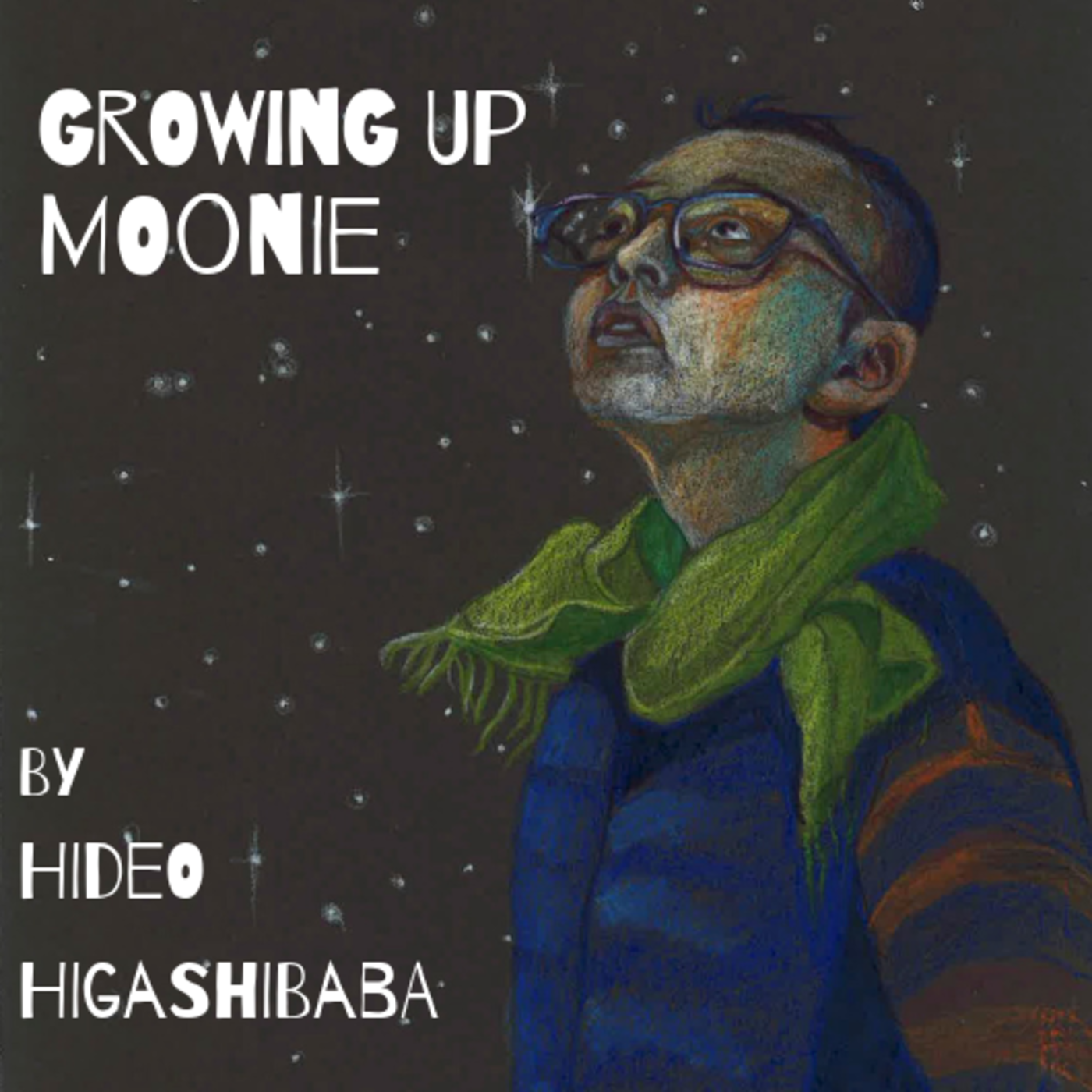 Growing Up Moonie show art