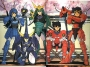 Artwork for Summer of Anime '14 - Ronin Warriors