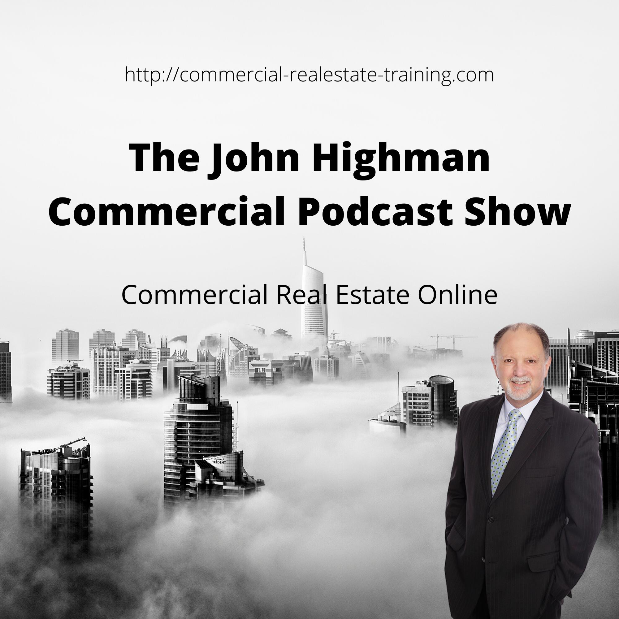 commercialrealestatetraining's podcast show art