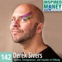 Artwork for How to Be Wealthy Starting at Just $500 per Month with Derek Sivers