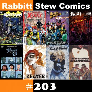 Rabbitt Stew Comics | Libsyn Directory