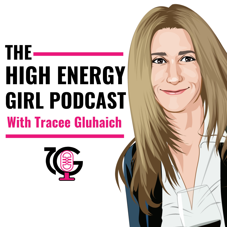 High Energy Girl show art
