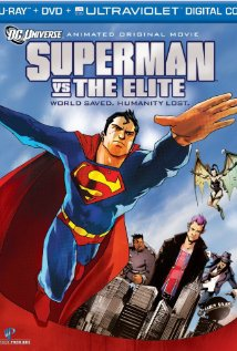 Superman vs. The Elite Commentary