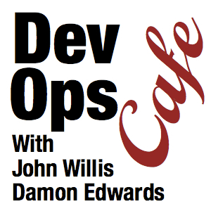 DevOps Cafe Ep. 48 - Guest: JR Rivers