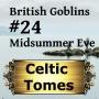 Artwork for Midsummer Eve - British Goblins CT024