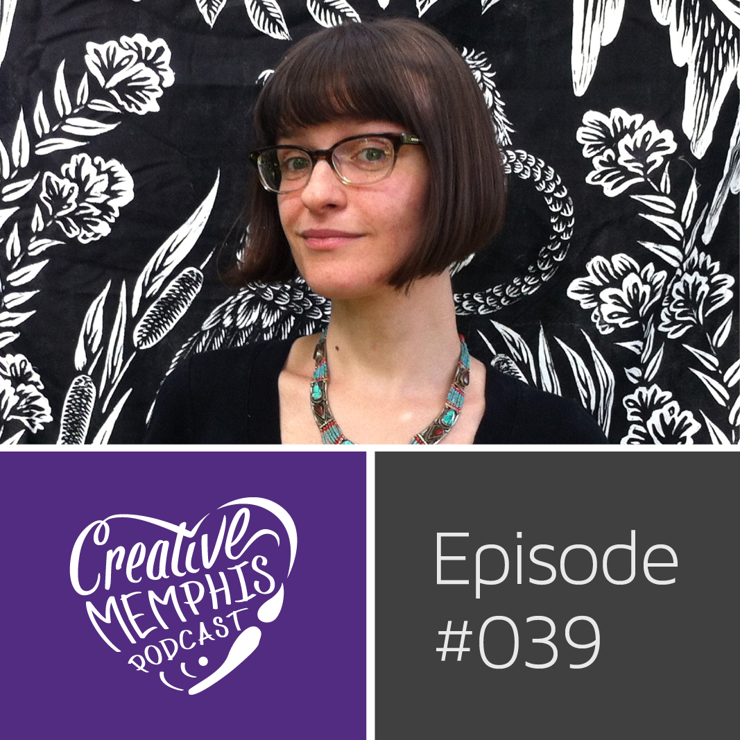 Episode #039: Michelle Duckworth, illustrator
