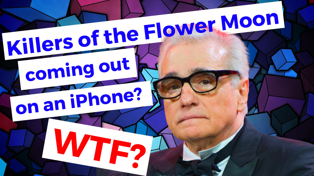 New $200m Martin Scorsese Movie Being Made By AppleTV+