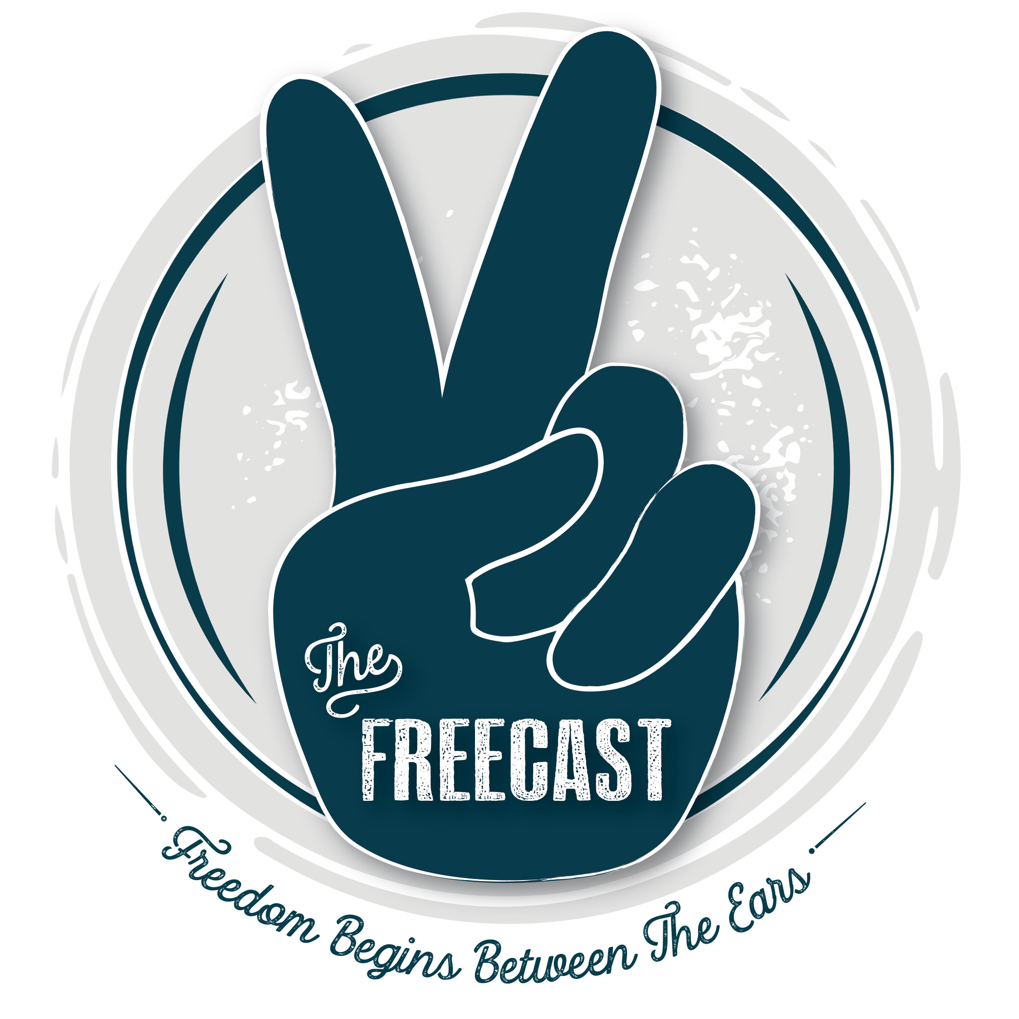 The Freecast logo