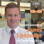 Artwork for James Lipscombe, The Chesterford Group